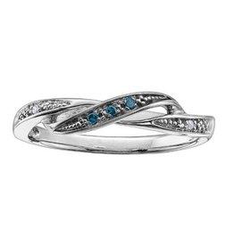 Blue Diamonds (0.03ct)