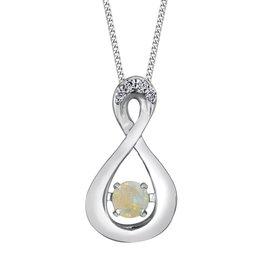 Opal & Diamonds