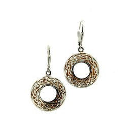 Keith Jack Window to the Soul Earrings Round