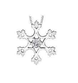 Maple Leaf Diamonds Snowflake (0.10ct) Canadian