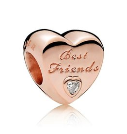 781727CZ - Friendship Heart