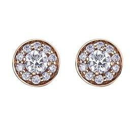 Maple Leaf Diamonds Halo (0.60ct)