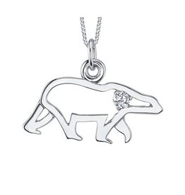 I am Canadian Polar Bear (0.06ct) Canadian
