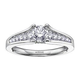 Maple Leaf Diamonds Brilliant (0.75ct) Canadian