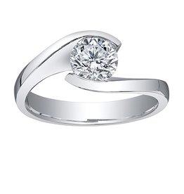 Maple Leaf Diamonds Timeless Classic (0.70ct) Canadian