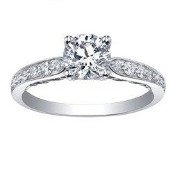 Maple Leaf Diamonds Tides of Love (1.10ct) Canadian