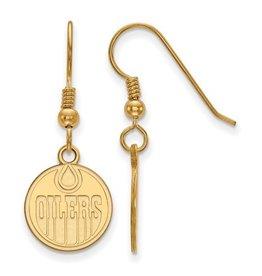 Edmonton Oilers Dangle Earrings (12mm)