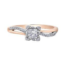 Maple Leaf Diamonds Winds Embrace (0.40ct) Canadian