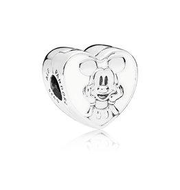 Pandora 797169EN12 - Vintage Mickey Clip