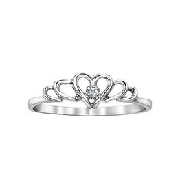 Diamond White Gold Ring