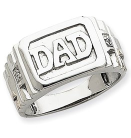 DAD White Gold Dia