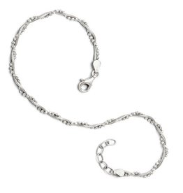 "Adjustable Anklet (9-10"")"