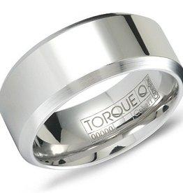 Torque 9mm High Polished Cobalt Band