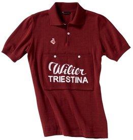 De Marchi DeMarchi Wilier 1951 Official Replica Short Sleeve Wool Jersey