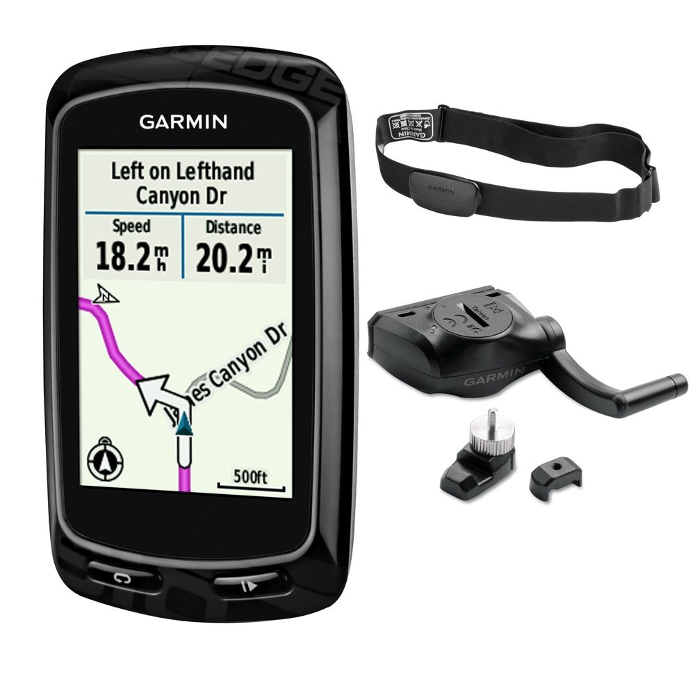Garmin Garmin Edge 810 + Cadence + Heart Rate Monitor