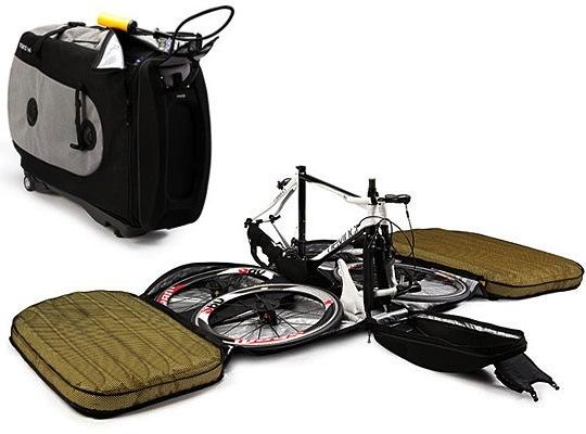 BIKND Helium Bicycle Travel Case