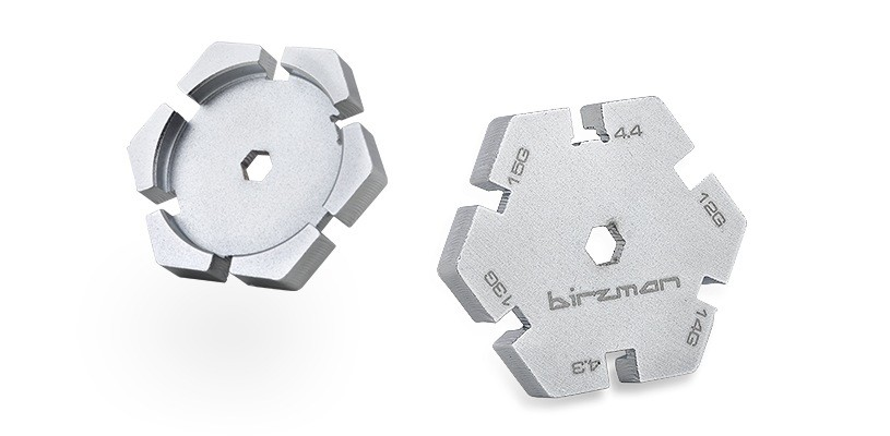 Birzman Compatible with all spoke nipples including the modern Shimano versions used on their own complete wheels.
