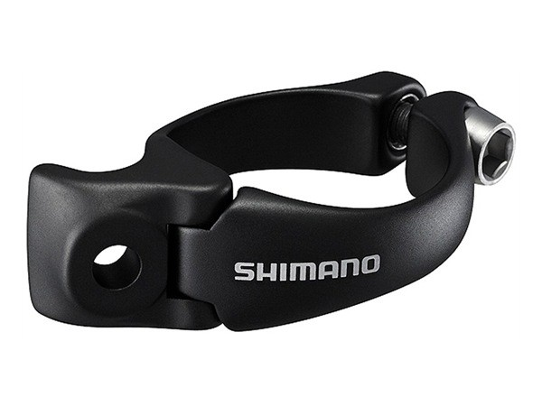 Shimano Battery mount seat tupe adapter.
