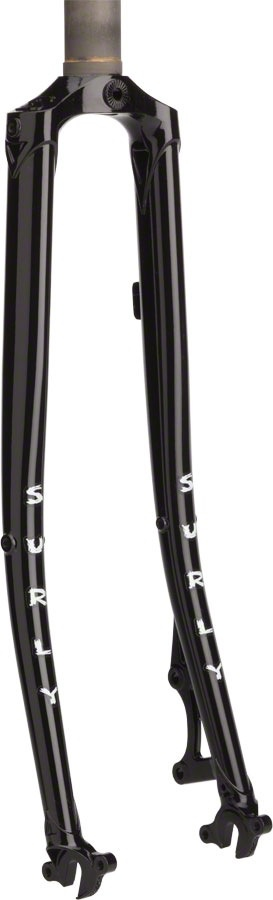 """Surly SURLY LHT 26"""" Disc Fork 1-1/8"""" Threadless, For Disc Brake"""