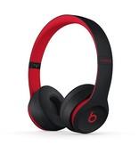 Beats Beats Solo3 Wireless On-Ear Headphones - Defiant Black / Red