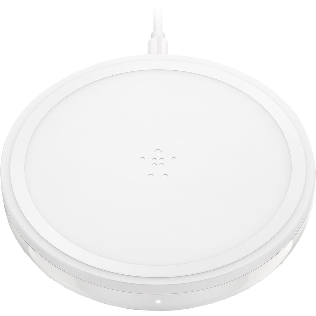 Belkin Belkin BoostUp 10W Wireless Qi Charging Pad - White
