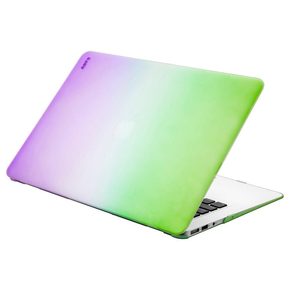 Laut Huex Elements for MacBook Air 13-Inch - Purple / Green