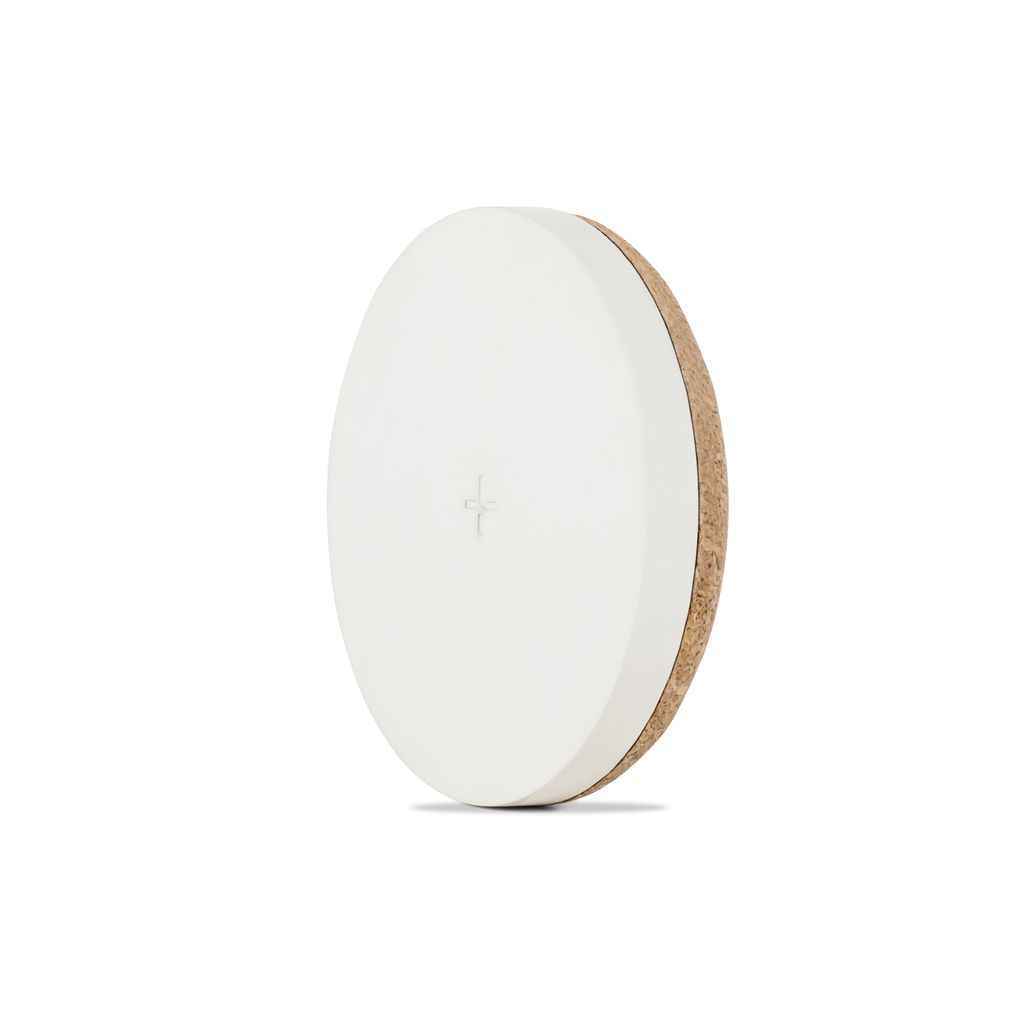 Tylt Tylt Puck Qi Wireless Charging Pad - White