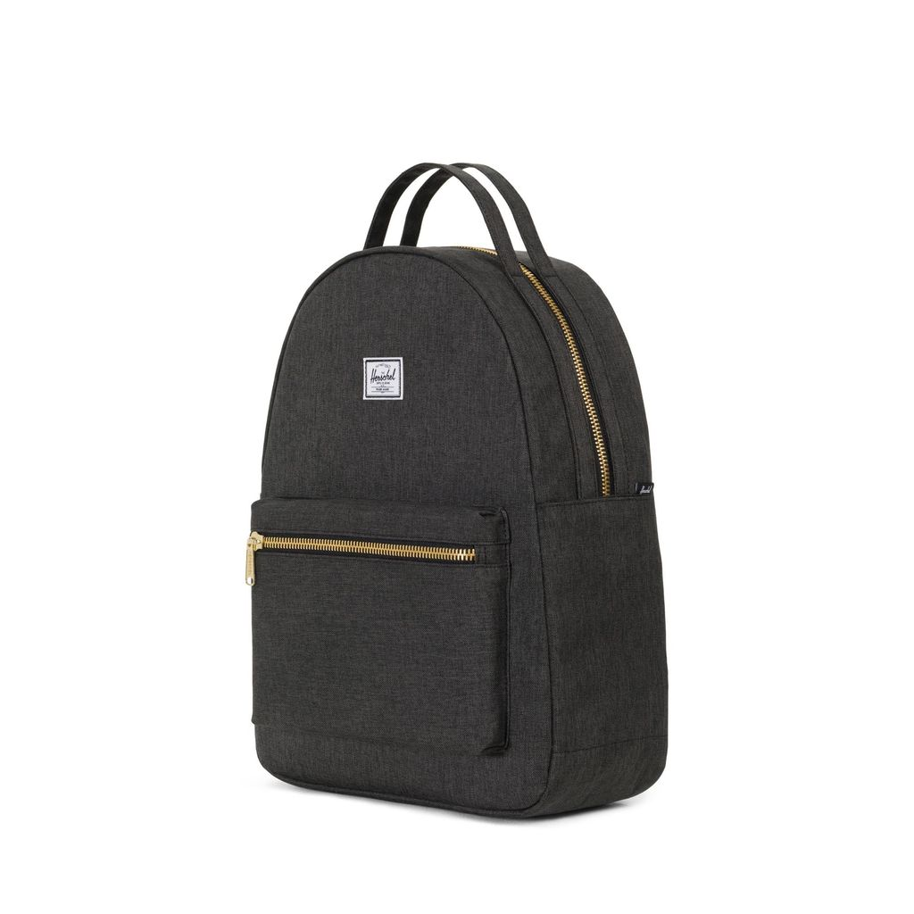 Herschel Supply Herschel Supply Nova Mid-Volume BackPack - Black Crosshatch