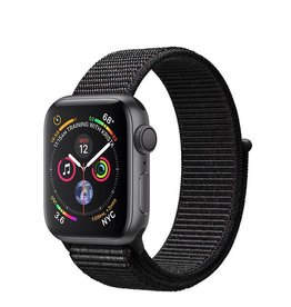 Apple Apple Watch Series 4 GPS, 40mm Space Grey Aluminium Case with Black Sport Loop