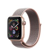 Apple Apple Watch Series 4 GPS, 40mm Gold Aluminium Case with Pink Sand Sport Loop