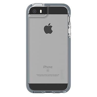 Gear4 D30 Piccadilly Case for iPhone 5/SE - Clear / Space Grey