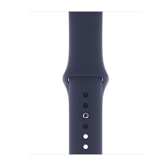 Apple Apple Watch 44mm Midnight Blue Sport Band