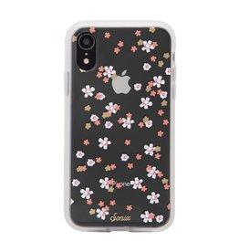 Sonix Sonix  Embellished Crystal Case for iPhone XR - Rhinestone Floral Bunch