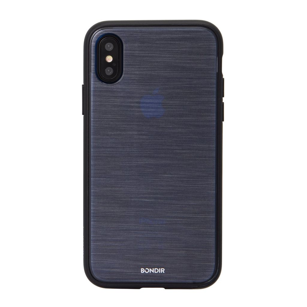 Bondir Clear Coat Case for XS/X - Mist Navy