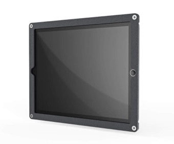 Heckler Design Heckler Design WindFall Wall Mount/Frame for All 9.7-inch iPads - Black