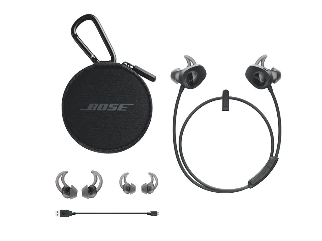 Bose Bose® SoundSport® Wireless Headphones - Black