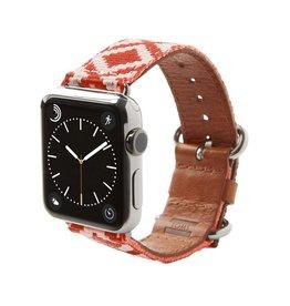 TOMS TOMS Apple Watch 42mm Artisan Band - Red Diamond