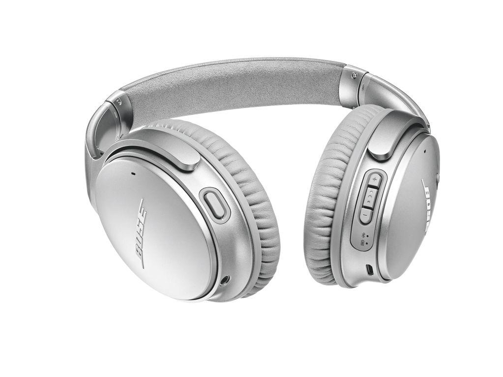 Bose Bose® QuietComfort® 35 II Wireless Headphones - Silver