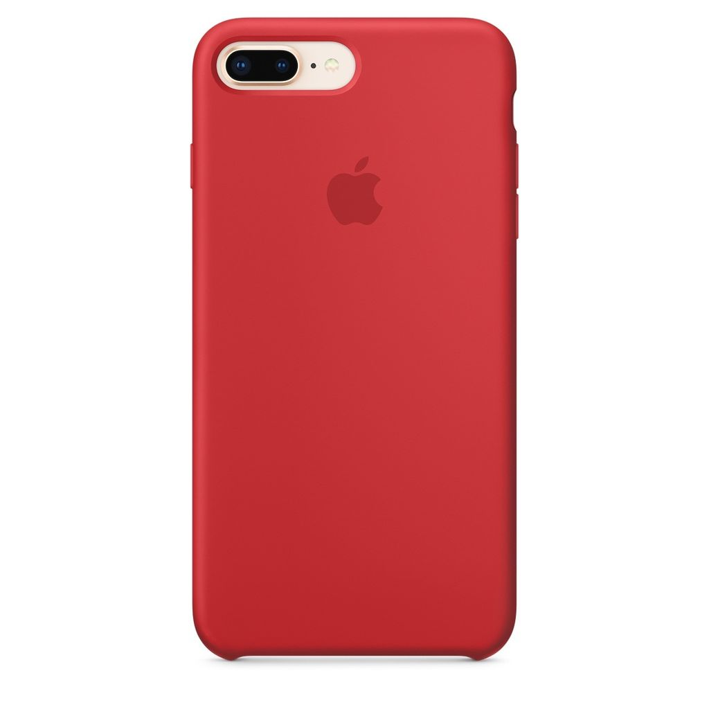 Apple Apple iPhone 8/7 Plus Silicone Case - (PRODUCT)RED