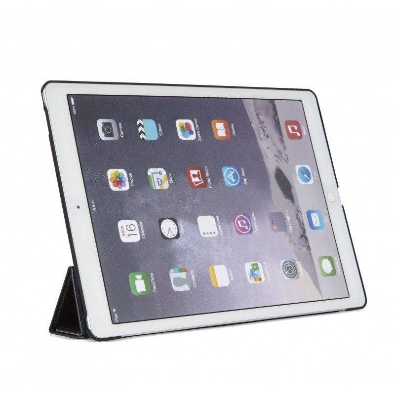 Decoded Leather Slim Folio for 12.9-inch iPad Pro - Black
