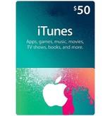 Apple iTunes Gift Card $ 50.00