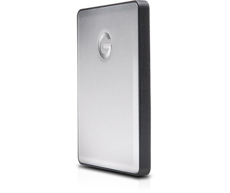 G-Technology 1TB G-DRIVE USB 3.0 Mobile Drive