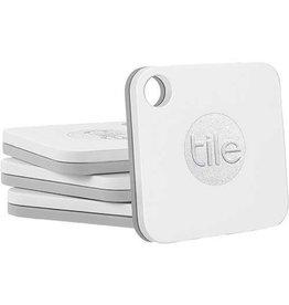 Tile Tile Mate Bluetooth Tracker - 4 pack