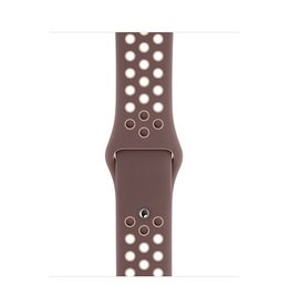 Apple 44mm Smoky Mauve/Particle Beige Nike Sport Band