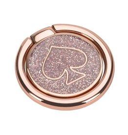 kate spade new york kate spade Universal Ring Stand -  Rose Gold Glitter