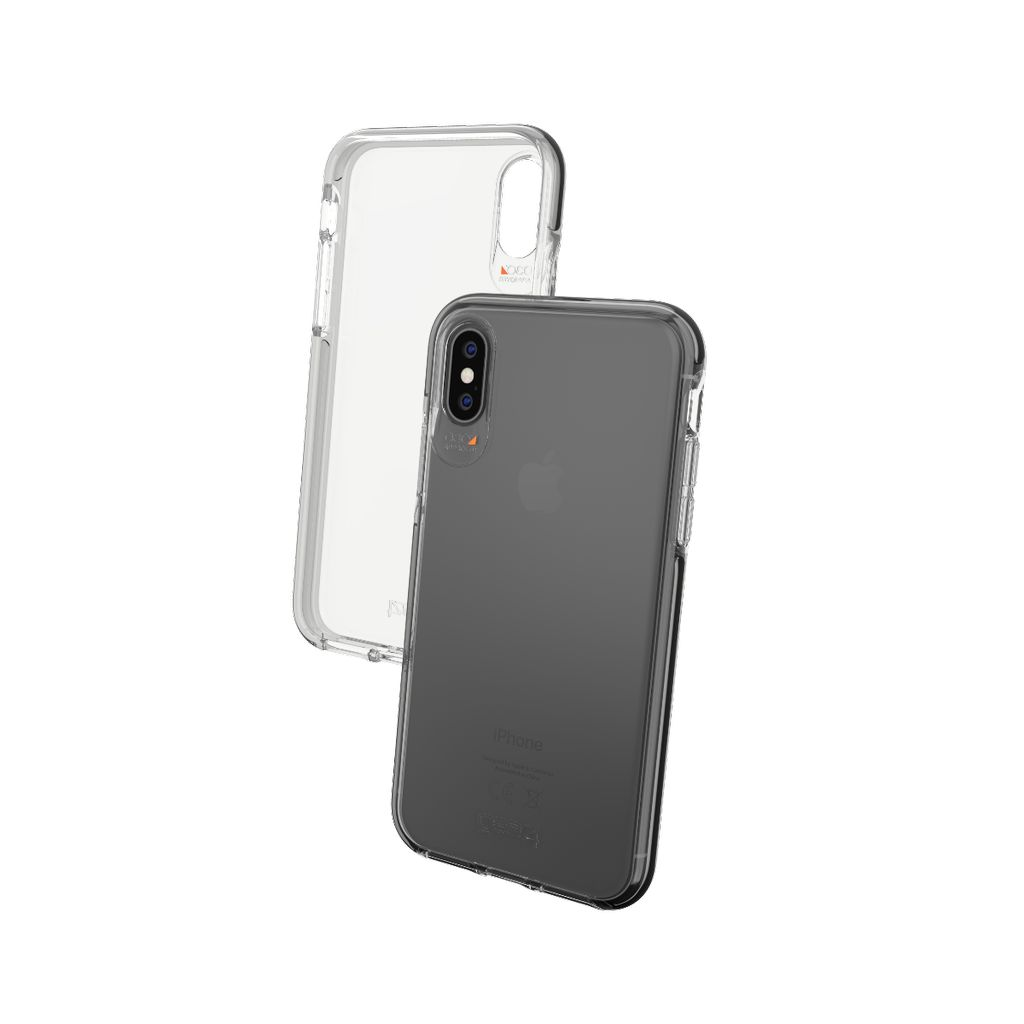 Gear4 D30 Piccadilly Case for iPhone X - Clear