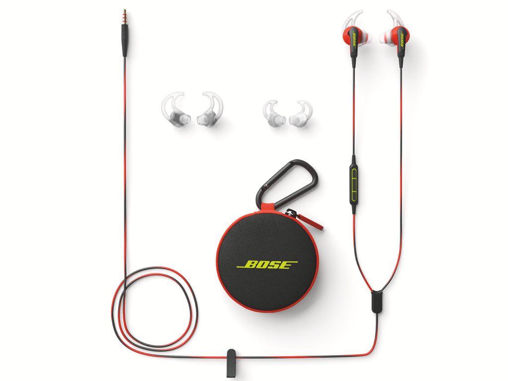 Bose Bose® SoundSport™ In-Ear Headphones - Power Red