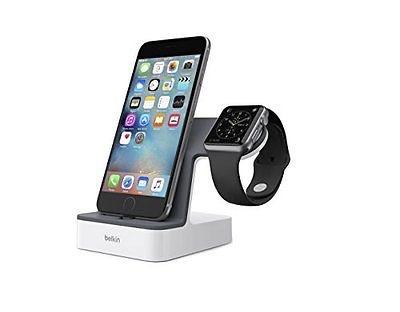 Belkin Belkin PowerHouse Dock for iPhone X (& older) & Watch - White