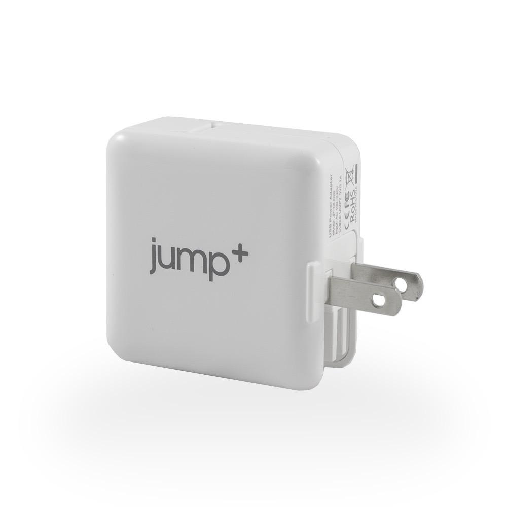 Jump Jump+ 15W Dual USB Power Adapter