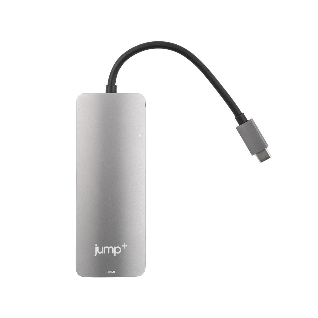 Jump Jump+ USB-C  5-Port Adapter  - USB-C/HDMI/USB 3.0 x3